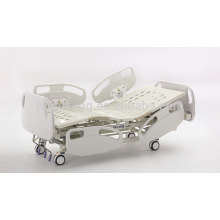 Drei-fach manuelles Bett mit ABS-Kopfbrettern A-1-1