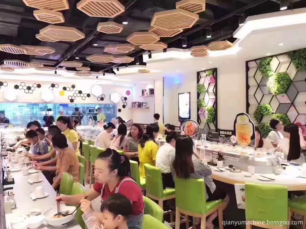 Sushi Conveyor Belt System Price