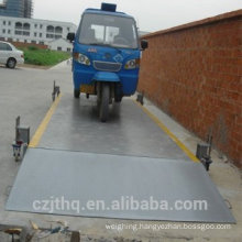 Kingtype Moveable Electronic Truck Scale/Portable Weighbridge for Sale