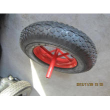 Wheelbarrow 4.00-8 Diamond Rubber Wheel