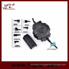Military Tactical Ztac Style Wireless Ptt Z123 Headset