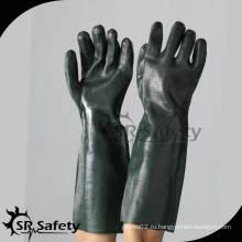 SRSAFETY 2014 дешевая химическая нитриловая перчатка дольше