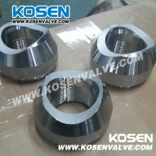 Stainless Steel Pipe Fitting Outlet (Thread)
