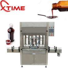 Medical Glass Plastic Bottle Filling Machine Equipment