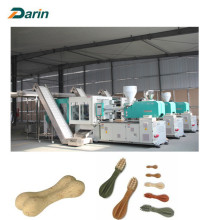 Pet Treats Moulding Machine/Injection Molding Machine For Making Dog Food