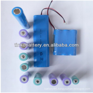 good powerful li-ion battery 18650 3.7v with bigger facotry for toys