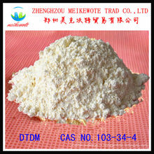 Agent de vulcanisation de caoutchouc DTDM No de CAS: 103-34-4