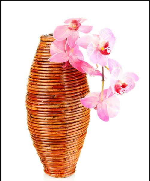 Modern Creative Bamboo Vase