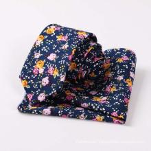 2016 New Design Fashionable Cotton Print Tie