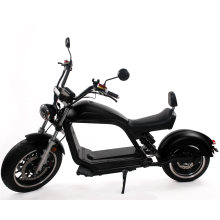 2000W Vespa 60V20ah Battery Electric Citycoco Scooter