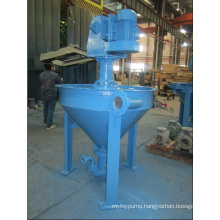 Sanlian Vertical Centrifugal Froth Pump in Flotation Process