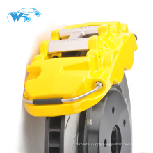 Yellow WT8530 four pistons Brake calipers for BMW G30 Brake System with 19rim wheels Auto Brake kit