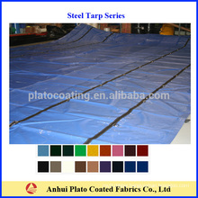 Make-to-order lumber tarp and steel tarp for protection made in China