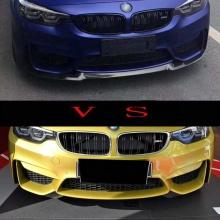 Parachoques trasero del labio de las piezas de automóvil para BMW