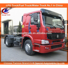 371HP HOWO Tracteur Tete 6 Roue 4X2 Truck