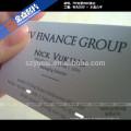 Siebdruckpräge Visitenkartendrucker