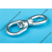 Hohe Qualität G402 geschmiedet Stahl regelmäßige Wirbel