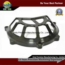 Las piezas de la motocicleta del CNC cubren las piezas del CNC del aluminio del marco 7075
