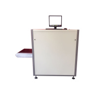 X-Ray baggage scanner (tunnel size 65cm*50cm)