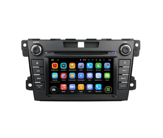 Mazda CX-7 Android car gps player