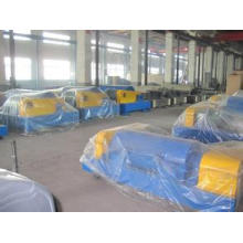 Tricanter de alto rendimiento (decantador trifásico) para industrias procesadoras de grasas y aceites de pescado