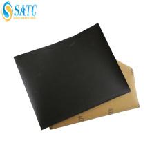 papel de lija de pulido de carburo de silicio