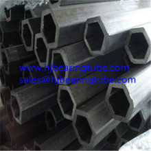 Hexagon Mechanical Tubing Seamless Cold Drawing Pipes
