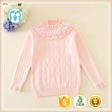 2017 neue frische süßigkeiten farbe kinder pullover kurz stricken weihnachten tragen kinder mädchen pullover