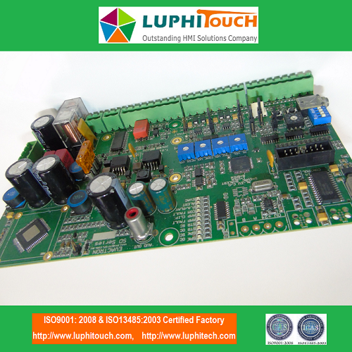 Industrial Computer Function Controlling Main Board PCBA 4