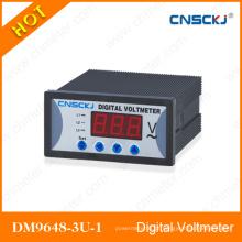 Dm9648-3u-1 Voltímetro digital trifásico 330V