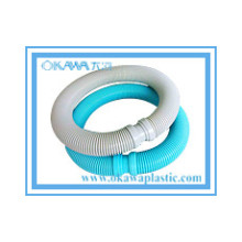 Schwimmbeckenschlauch mit PVC-Steckdose