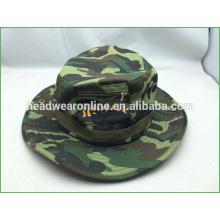 Camuflagem ao ar livre pescador chapéu / balde chapéu