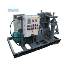 ZW-0.8/10-15 Butene Propane compressor LPG gas compressor hydrocarbon gas Booster compressor