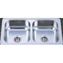 Кухонная мойка из нержавеющей стали Cupc North American (KTD3319B)