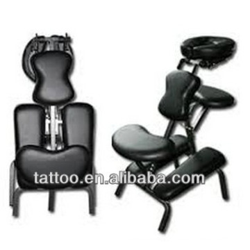Adjustable Black Tattoo Chair Tattoo Bed