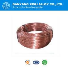 Cable de calentamiento de níquel de cobre-Manganina 6j13