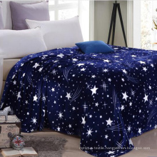 100% Polyester Cheap Fleece Blanket