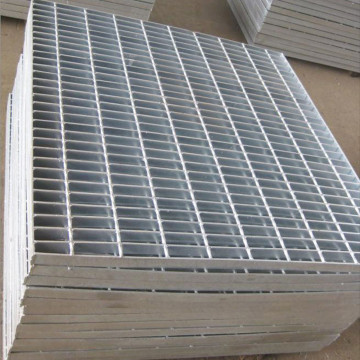 Hot Dipped Galvanis Tekan Welded Steel Grating