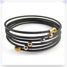Jóias de moda Pulseira de jóias de aço inoxidável (BR271)