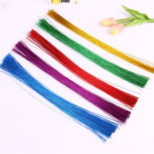 Factory direct sale 0.37mm*50m  Colorful Jewelry beading craft wire for DIY