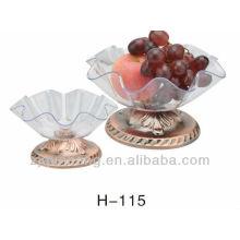 Suportes de frutas cesta de frutas, carrinho de cesta de frutas, bandeja de frutas