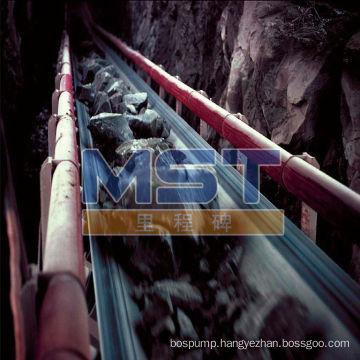 Coal mine conveyor belt used in mining