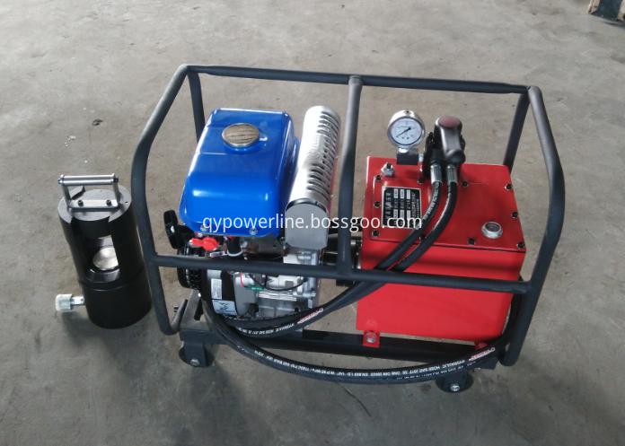 Conductor Hydraulic Compressor Units