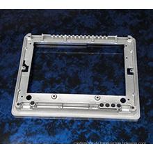 Fertigen Sie das Casting-Aluminiumelektromotor-Gehäuse-Hochdruckaluminiumlegierung ABC12 Druckguss besonders an