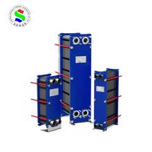Éxito intercambiador de calor de placa de máquina de refrigeración por agua vt40