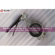 Stainless Steel Resilient Butterfly Valve