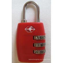 Tsa bloqueo de combinación Tsa335