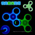 Glow In The Dark Long Time Spinning Quiet No Noise Fidget Spinner For ADD, ADHA, Anxiety