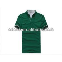 13PT1001 Última moda camisa de homem de algodão