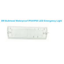 Cloison LED étanche IP54/IP65 Éclairage de secours LED